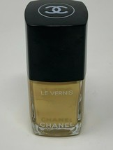 Chanel Le Vernis Nail Colour 518 Chaine Or Gold 13 Ml Nail Polish Made F... - $29.69
