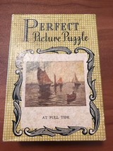 VTG Perfect Picture Jigsaw Puzzle No. 1611  'At Full Tide' - $8.59