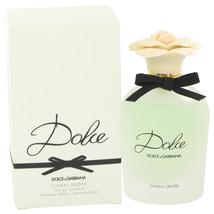 Dolce Floral Drops by Dolce & Gabbana Eau De Toilette Spray 2.5 oz for W... - $83.95