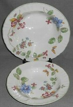 2 pc MIKASA Country Classics HEIRLOOM PATTERN Serving/Soup Bowl MADE IN ... - $19.79