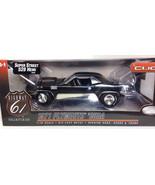 Highway Hwy 61 black 1971 Cuda Super Street 528 Hemi  DIECAST SCALE 1:18 - $159.99