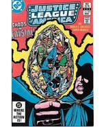 Justice League of America Comic Book #214, DC Comics 1983 VERY FINE- NEW... - $3.99