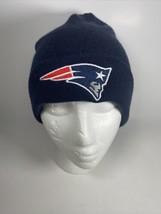 New England Patriots Official NFL Team Apparel Blue Winter Hat Beanie Toque - $19.30