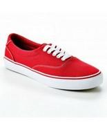 Tony Hawk Mens Skate Tennis Shoes Edge Red 8.5 - $29.98