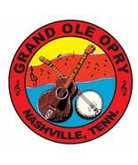 Grand Ole Opry Sticker Decal R963 Nashville - $1.45+