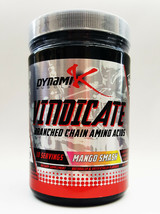Dymanik Muscle by Kai Greene Vindicate 30 Servings Bcaa Glutamine Amino ... - $26.75