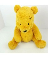 "Disney Store Plush MC Winnie The Pooh Stuffed Animal 12"" Sewn Face Pelle... - $22.77"