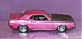 1970 - 70 Plymouth AAR Cuda Barracuda Collectible 1/64 Scale Diecast - $5.95