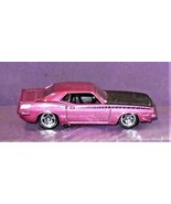 1970 - 70 Plymouth AAR Cuda Barracuda Collectible 1/64 Scale Diecast - $5.00