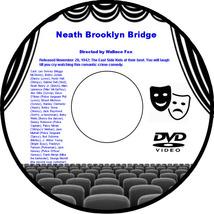 Neath Brooklyn Bridge 1942 DVD Movie Comedy Leo Gorcey Bobby Jordan Hunt... - $3.99