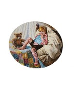 """1984 """"Diddle Diddle Dumpling"""" Collector's Plate By John Mcclelland - $10.88"""
