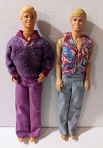 """vintage Mattel """"Ken"""" barbie doll bundle - $38.00"""