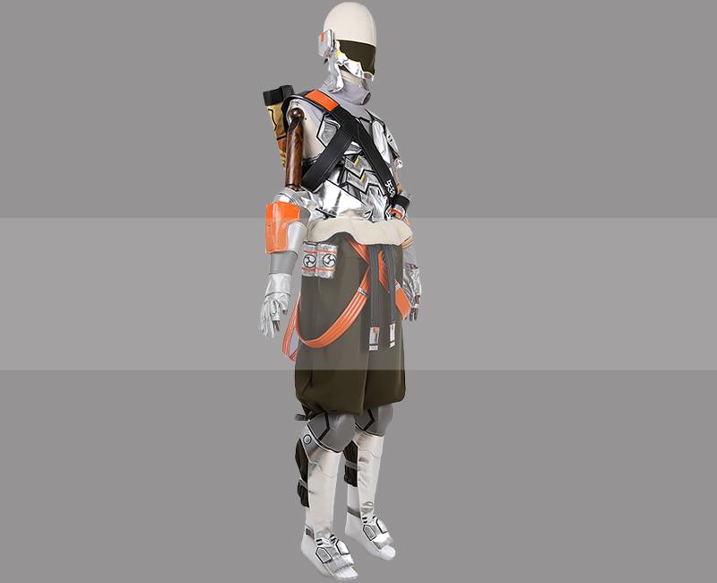 Overwatch Anniversary Hanzo Skin Cyberninja Cosplay Costume for Sale