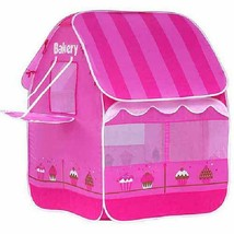 GigaTent My First Bakery Play Tent Steel Frame 100 Percent Polyester Fabric - $50.09