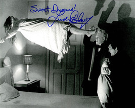 Linda Blair signed The Exorcist 11x14 B&W Photo... - $49.95