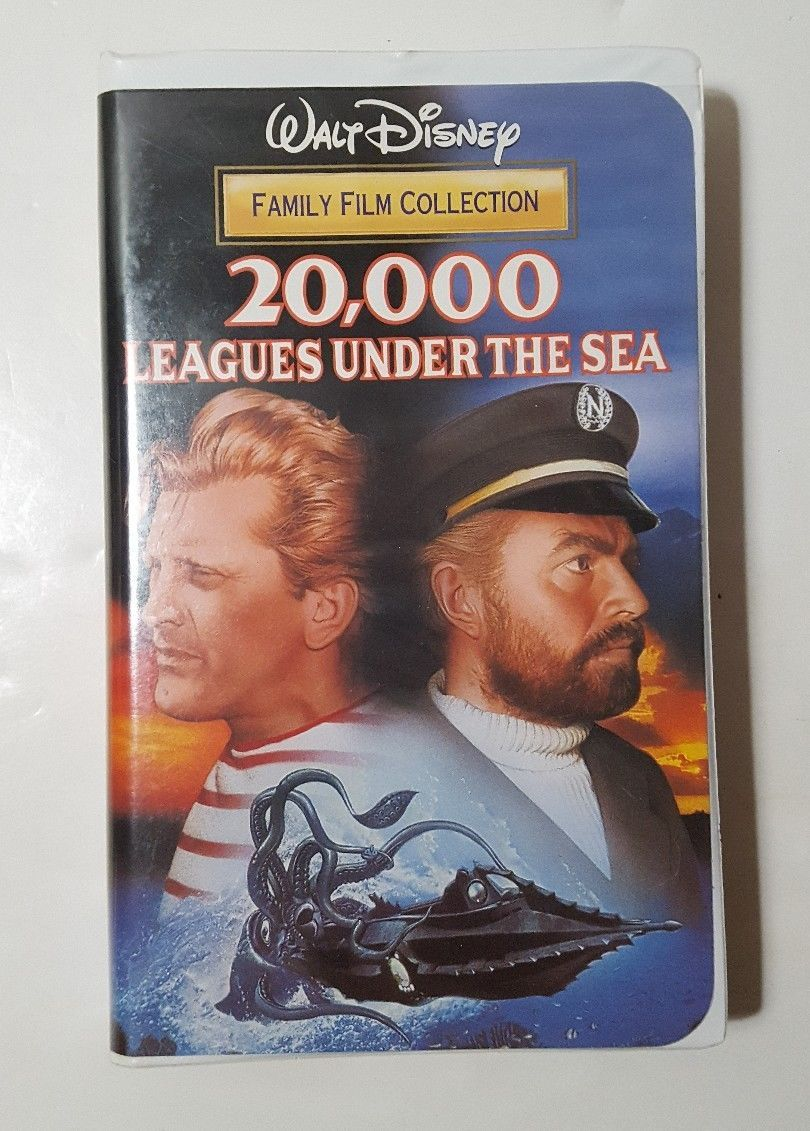 out to sea vhs 1997