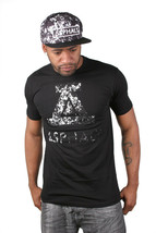 Asphalt Yacht Club Crash Icon Tee Black