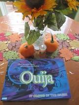 1998 Parker Brothers Glow In The Dark OUIJA Mystifying Board Game Set Ha... - $28.04