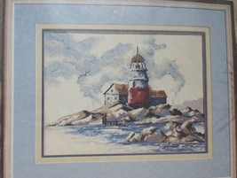 """Creative Expression 3839 A WATCH FROM THE SHORE Needlepoint kit 16 x 12""""... - $39.99"""