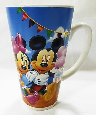 Primary image for Disney collectible mug cup Mickey Mouse Minnie mouse kitchen ware