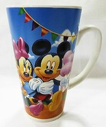 Disney collectible mug cup Mickey Mouse Minnie mouse kitchen ware - $17.81