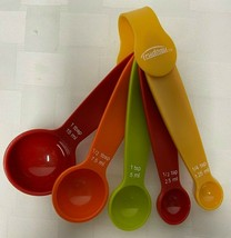 Trudeau Measuring Spoons Imperial And Metric Set of 5 - $5.45
