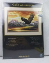 """Dimensions Gold Collection SILENT FLIGHT Counted Cross Stitch Kit 16""""x11"""" 35165 - $39.60"""