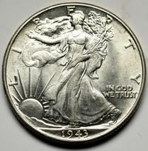 1943 Walking Liberty Half Dollar 90% Silver Coin Lot# A 231