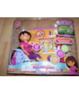 Dora The Explorer Girls Dora Links Doll Computer Online Game New - $45.00