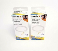 Lot 2 Genuine Original Medela Pump In Style Advanced Replacement Tubing ... - $18.95