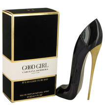 Good Girl By Carolina Herrera Eau De Parfum Spray 1 Oz For Women - $70.11