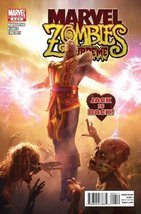 Marvel Zombies Supreme #4 Comic Book [Comic] [Jan 01, 2011] - $3.33
