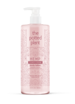 The Potted Plant Plums & Cream Body Lotion, 16.9 ounce
