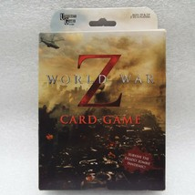 World War Z Card Game Zombie Pandemic Apocalypse Survival Party Game - $7.99