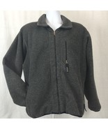 VTG Patagonia Jacket Thick Fleece Style 25021 Full Zip Unisex Adult Size XL - $37.91