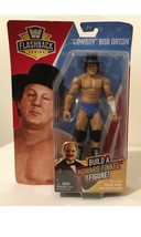 """Cowboy"" Bob Orton - NEW - WWE Flashback Series Build Howard Finkel Figure - $18.69"