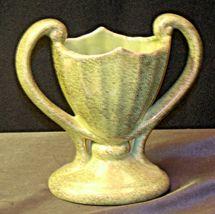 Collector's USA Green Vase 40 AB 154 Vintage image 5