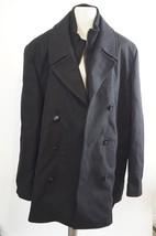 Vince Camuto | Dock Peacoat men's jacket / coat sz XXL - Black VM6AB547 $298 - $148.49