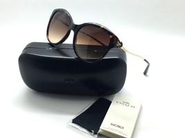 Coach Sunglasses HC8189 541713 Dark Tortoise/Light Gold 55-17-135 - $87.40