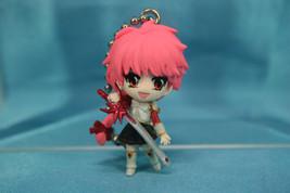 Bandai Clamp Magic Knight of Rayearth Gashapon Figure Keychain Hikaru Sh... - $15.99