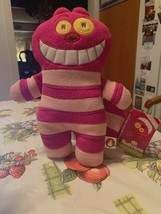 Vintage Disneyland Exclusive Cheshire Cat POOKALOOZ Soft Plush Doll Reti... - $18.99
