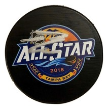 Johnny Gaudreau Hand Signed Autographed 2018 ALL-STAR Puck Calgary Flames w/COA - $39.99