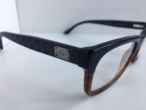52b768b1a669 3199 5118 Ambre 53mm Eyeglasses Italy · New Versace Mod. 3199 5118 Ambre  53mm Eyeglasses Italy