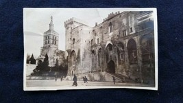 World War I Village with Memorial and Castle in France 1916!  - $7.70
