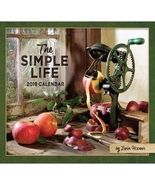 Most Popular 2019 Simple Life Calendar Irvin Hoover  - $24.95