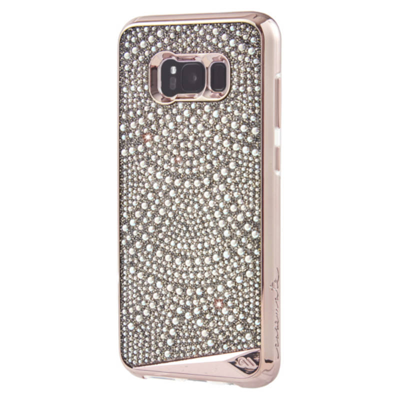 CaseMate Karat Designer Shockproof Case for  Samsung Galaxy S8 Plus and Free P&P