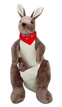 Black Temptation Plush Doll for Kids Plush Toy Lovely Stuffed Kangaroo w... - $21.52