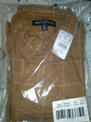 J.Crew Mercantile Men's Slim-fit Long-Sleeve Brushed Twill Shirt MED HEATHER RYE