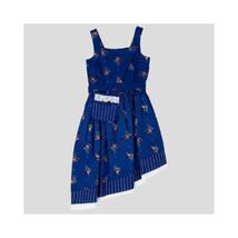 New DISNEY TARGET Durran Girls' Beauty and the Beast Navy Blue Dress XL 14 16 - $63.35