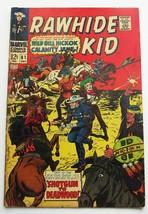 Rawhide Kid #61 Comic Book December 1967 Marvel Comics Fair/Good 1.5 Vintage - $3.86